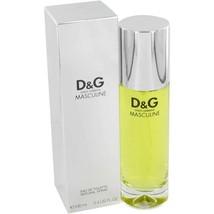 Dolce & Gabbana Masculine Cologne 3.4 Oz Eau De Toilette Spray image 1