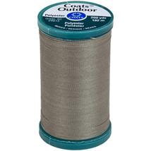 Coats Outdoor Living Thread 200yd-Steel - $9.60