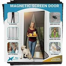 Flux Phenom Magnetic Screen Door Closure - Mesh Screen Doors with Magnets  - $41.10