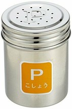 *Endoshoji commercial TKG seasoning cans small P (pepper) 18-8 stainless... - $12.65