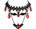 Lace for women accessories lace choker necklaces pendants halloween jewelry n46591 thumb155 crop
