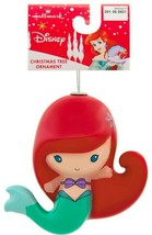 Hallmark Disney The Little Mermaid Ariel Decoupage Christmas Tree Orname... - $9.99
