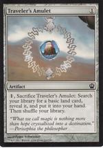 Magic The Gathering Traveler's Amulet Card #221/249 - $0.99