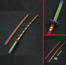 Kimetsu no Yaiba Kokushibo Weapon Sword Cosplay Prop - $150.00