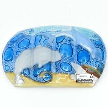 Fused Art Glass Sea Turtle Dolphin Manatee Ocean Soap Dish Handmade in Ecuador image 2