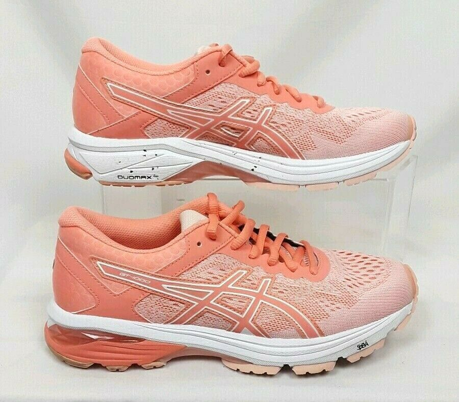 ASICS GT 1000 Womens SIZE 7.5 Vibrant Peach Running Shoes Sneakers T7A9N image 3