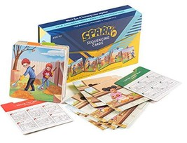 Spark Cards Jr Basic Sequence Cards for Storytelling and Picture Interpretation