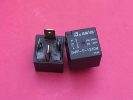 SARF-S-124DM,  24VDC Relay, SANYOU Brand New!! - $6.51