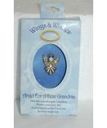 DM Merchandising Wings Wishes Dear Grandma Angel WGWGM - $8.95