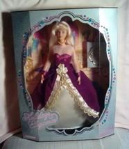 New holiday elegance barbie doll 2000 - $29.21