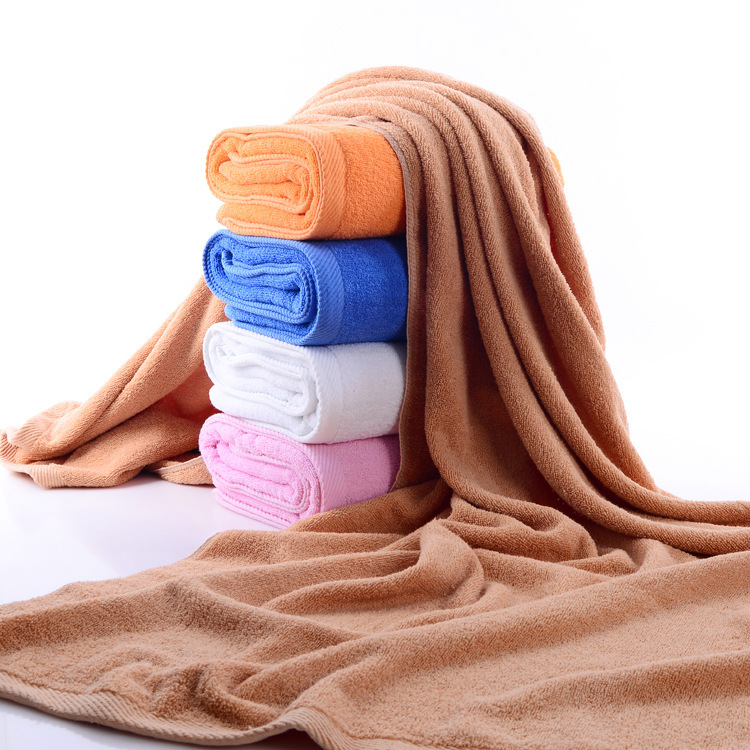180-90cm-thick-cotton-bath-towels-for-adults-large-hotel-towels-beauty-salon-lar, used for sale  USA