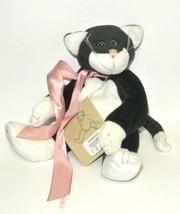 Boyds Bears Plush Allie Fuzzbucket Kitty Cat #51720 tag - $9.60