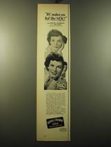 1950 RC Royal Crown Cola Advertisement - Mercedes McCambridge - $14.99