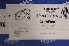 Grohe 19843EN0 GrohSafe 2000 Authentic Single Function Pressure Balance Shower - $85.00