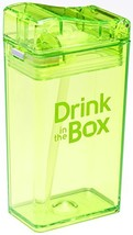 Drink in the Box Eco-Friendly Reusable Drink and Juice Box Container by ... - $15.84