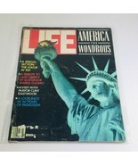 VTG Life Magazine: July 1986 - America The Wondrous/Tribute to Lady Liberty - $9.45