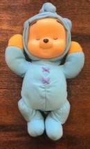 Winnie the Pooh Dream Glow Pooh Stuffed Plush Works Disney Fisher Price ... - $23.28