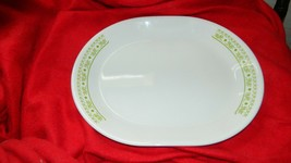 Corelle Summer Impressions Honeydew 12.25 In Oval Serving Platter Free Usa Ship - $23.36