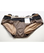 WARNER'S PACK OF 3 HIPSTER CLASSIC PANTIES NO MUFFIN LACE TOP SILKY S M ... - $28.00