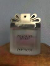 Victoria's Secret Fabulous Eau de Parfum Perfume 1.7 fl oz. 50ml75% Full - $14.50