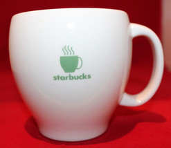 Starbucks Barista 2003 Abbey Coffee Mug Cup Whi... - $26.84