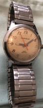 Vintage Caravelle N6 Manual-wind Men's Watch White Tip Hands - $156.37