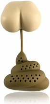 Stool Poop Tea Funny Infuser Strainer Silicone NEW SHIPS from CANADA - $12.09