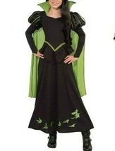Wizard of Oz Wicked Witch of the West Child Costume Size Medium No Hat EUC - $15.99