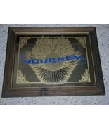 Journey Band  Logo On Mirror Framed In Wood Steve Perry - $299.99