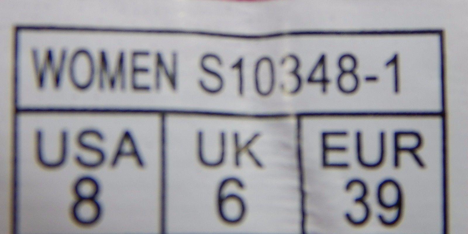 Saucony Hurricane ISO 3 Women's Running Shoes Size US 8 M (B) EU 39 S10348-1