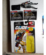 2016 GI JOE COBRA 50TH 3 PACK B.A.T. BAT LOOSE 100% COMPLETE w/25th CARD - $14.99
