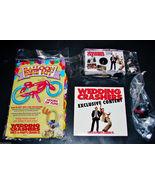 2005 WEDDING CRASHERS SET Promo DVD ROM, 35MM Camera, Balloons, Key Chai... - $14.49