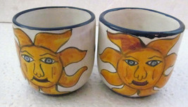 "Vintage (2) ""Sin Plumo"" Pottery Handmade & HandPainted Collectible Ceram... - $39.99"