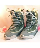 Burton Rider Snowboard Boots Womens Size 7.5 US, 6 UK, EUR 39 Gently Used - $49.99