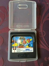 KLAX! - SEGA Game Gear - Cartridge & Case - Cleaned & Tested VGC - Tenge... - $10.02