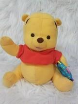2003 Disney Fisher-Price magic rattle talking Winnie the Pooh Bear - $13.75
