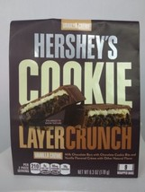 Hershey's cookie layer crunch vanilla creme 9 wrapped bars - $8.38