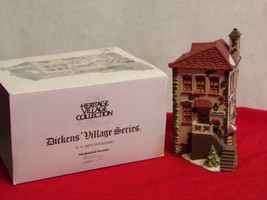 Dept 56 Dickens' Village Series C.H. Watt Physician -MIB - $17.63