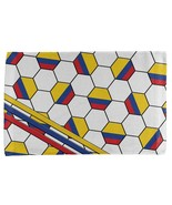 World Cup Colombia Soccer Ball All Over Sport Towel - $18.95