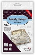 Keepsake Envelopes. Scrapbook Adhesives image 1