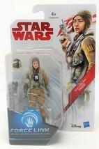 Star Wars Dernier Jedi Résistance Mitrailleur Paige 9.5cm Figurine Artic... - $12.43