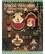 Tole Decorative Painting Special Welcomes 2 Corinne Miller Country Book - $12.99