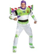 Disguise Disney Toy Story Buzz Lightyear Prestige Adulte Déguisement Hal... - $91.00