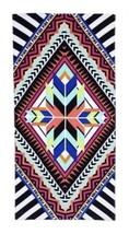 Victoria Secret PINK Colorful Aztec Print Beach Towel - $37.99