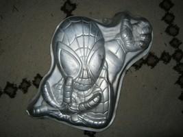 Wilton Spiderman Cake Pan (2105-5052, 2004) - $13.69