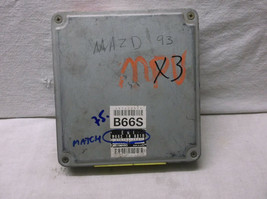 92-93 Mazda MX-3/ 4CYL/MT Engine Control MODULE/COMPUTER..ECU..ECM.PCM - $105.19