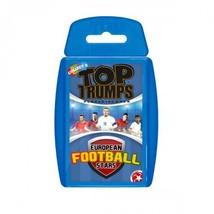 Top Trumps - European Football Stars #igb - $11.99