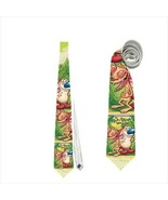 necktie inspired by ren stimpy tie - $22.00