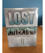 Lost, The Complete First Season (DVD, 2005, 7-Disc Set) Brand New Sealed - $12.82