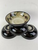 "Mikasa Briar Rose Stoneware Pasta 8"" Bowls 4 Pc Set - $34.64"